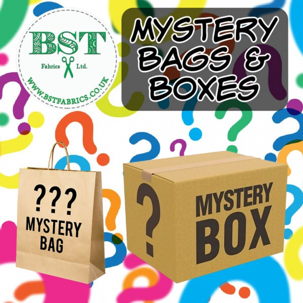 Mystery Bags & Boxes