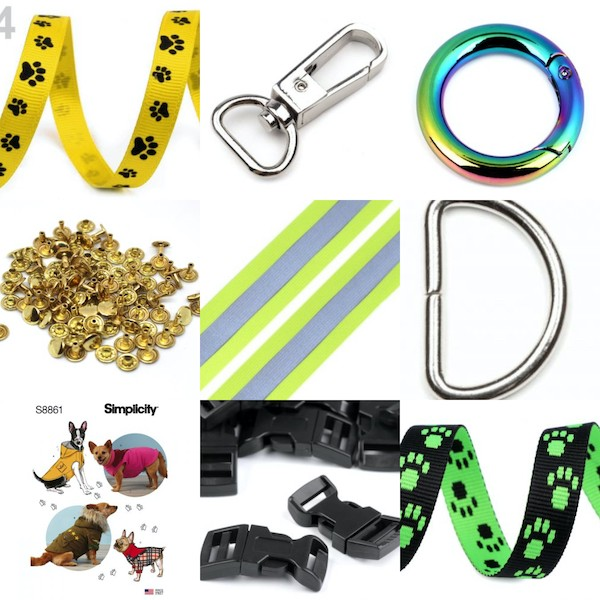 Dog Accessories Supplies