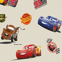 Disney Cars Fabric