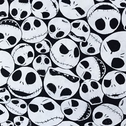 Nightmare Before Christmas Fabric