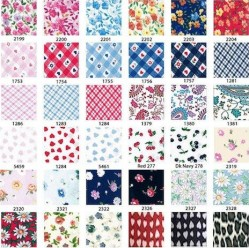 Cotton Printed Bias Binding