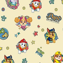 Childrens Cartoon Fabric