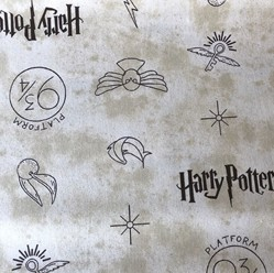 Harry Potter Fabric